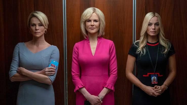 Nicole Kidman's Powerful Sexual Harassment 'Bombshell'